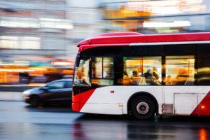 Desinfektionsreinigung-Bus